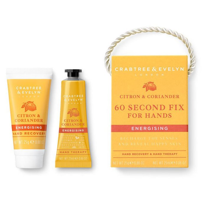 Crabtree & Evelyn Citron & Coriander 60-Second Fix for Hands-Mini Thumbnail