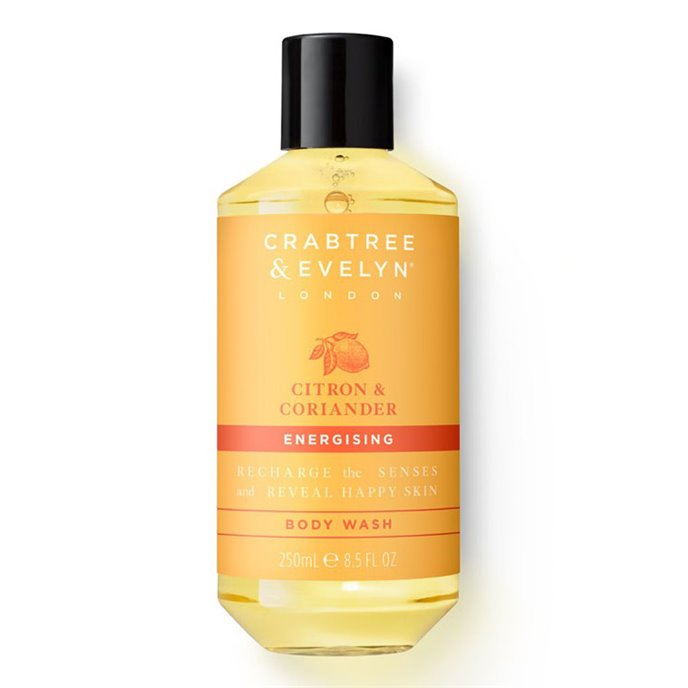 Crabtree & Evelyn Citron & Coriander Body Wash Thumbnail