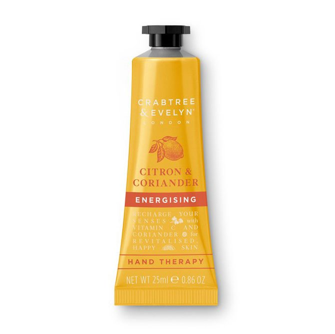 Crabtree & Evelyn Citron & Coriander Hand Therapy (25g) Thumbnail