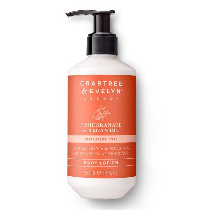 Crabtree & Evelyn Pomegranate & Argan Oil Body Lotion Thumbnail