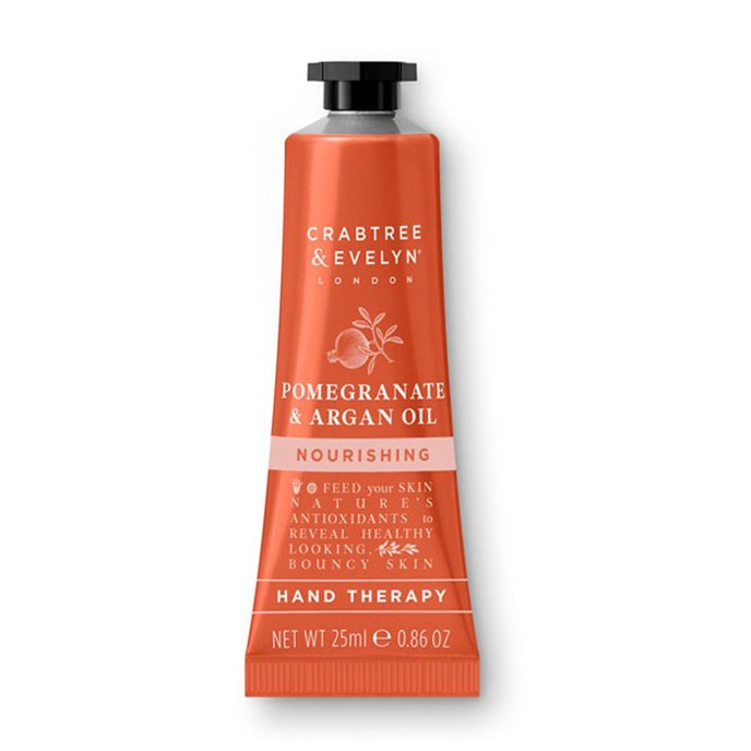 Crabtree & Evelyn Pomegranate & Argan Oil Hand Therapy (25g) Thumbnail