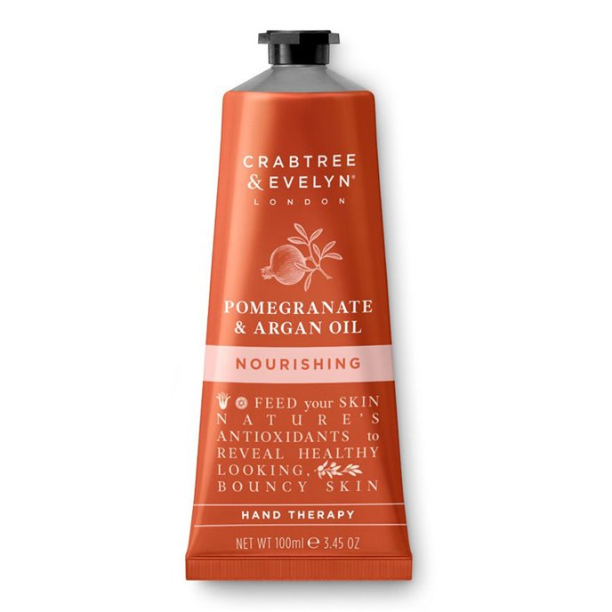 Crabtree & Evelyn Pomegranate & Argan Oil Hand Therapy (100g) Thumbnail