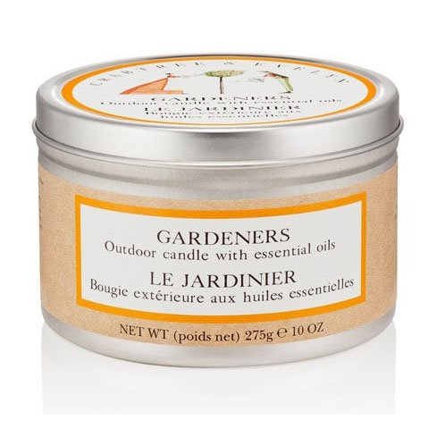 Crabtree & Evelyn Gardeners Outdoor Candle with Essential Oils Thumbnail