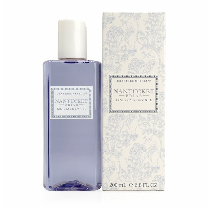 Crabtree & Evelyn Nantucket Briar Bath and Shower Gel (200ml) Thumbnail