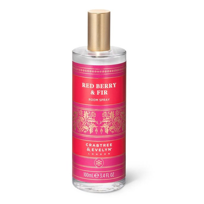 Red Berry & Fir Room Spray by Crabtree & Evelyn Thumbnail