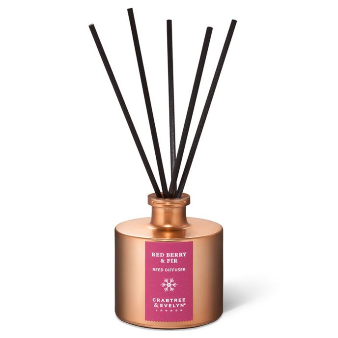 Red Berry & Fir Reed Diffuser by Crabtree & Evelyn Thumbnail