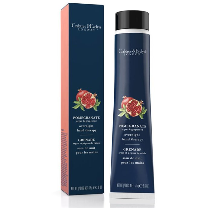Crabtree & Evelyn Pomegranate & Argan Oil Overnight Hand Therapy Thumbnail