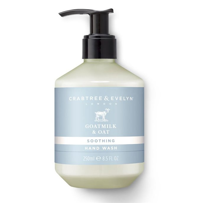 Crabtree & Evelyn Goatmilk & Oat Hand Wash Thumbnail