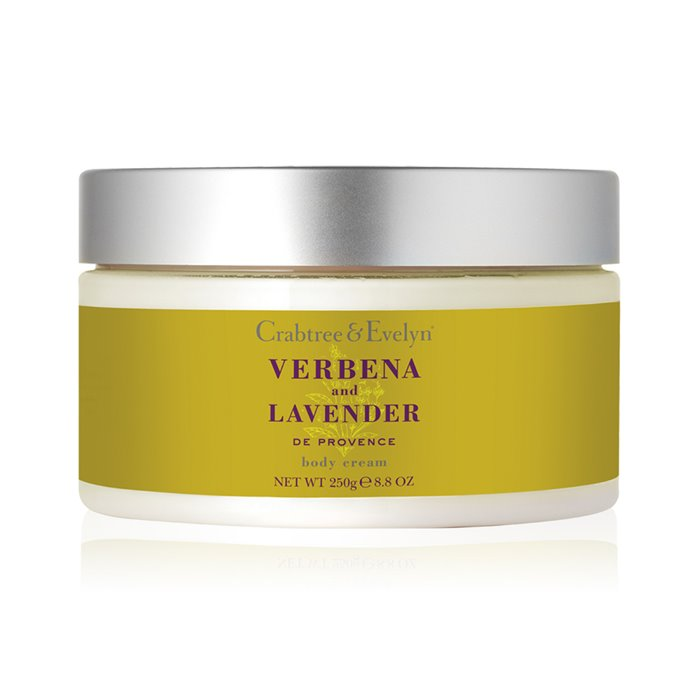 Crabtree & Evelyn Verbena & Lavender de Provence Body Cream Thumbnail