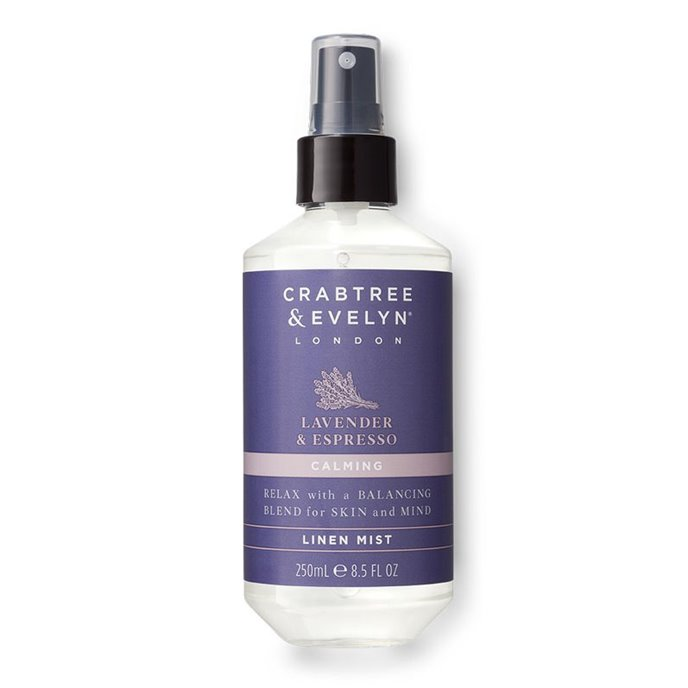 Crabtree & Evelyn Lavender & Espresso Linen Mist Thumbnail