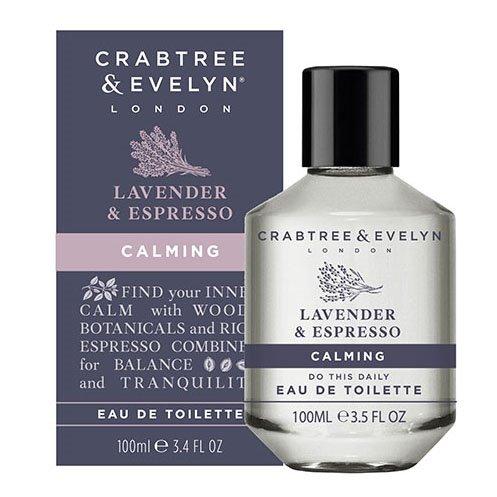 Crabtree & Evelyn Lavender & Espresso Eau de Toilette Thumbnail