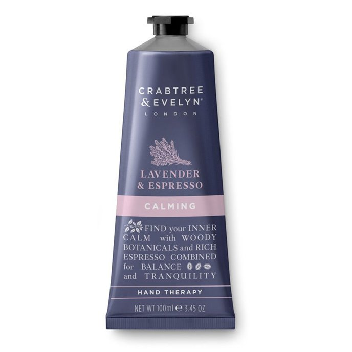 Crabtree & Evelyn Lavender & Espresso Hand Therapy (100g) Thumbnail