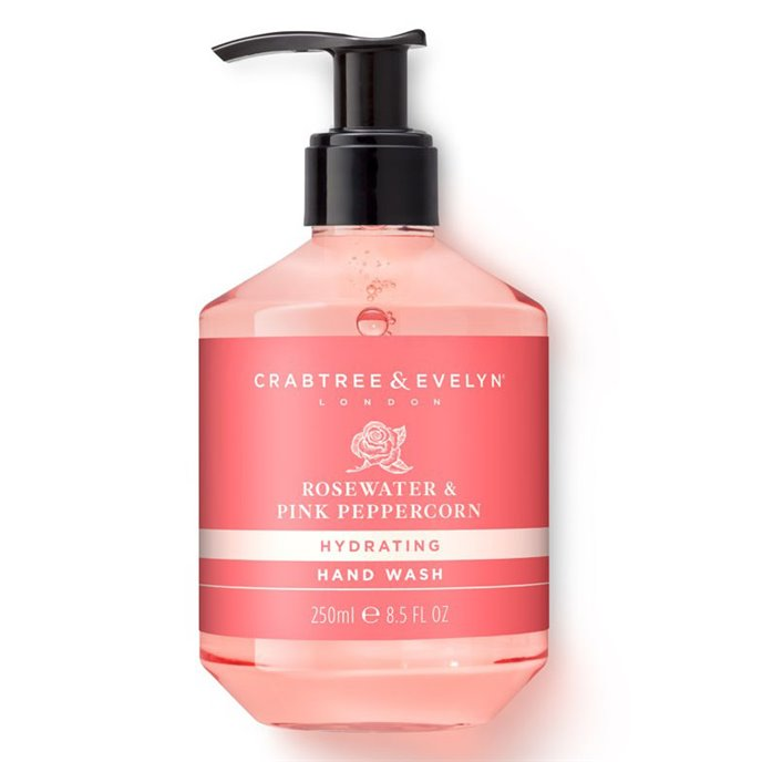 Crabtree & Evelyn Rosewater & Pink Peppercorn Hand Wash Thumbnail