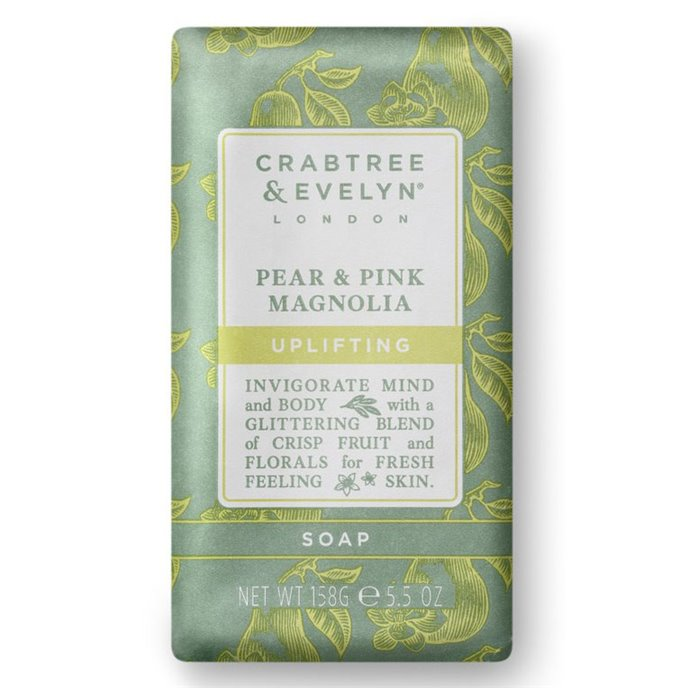Crabtree & Evelyn Pear & Pink Magnolia Triple Milled Soap Thumbnail