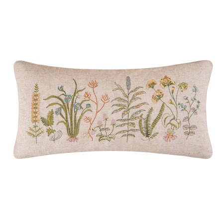 Anessa Embroidered Pillow Thumbnail