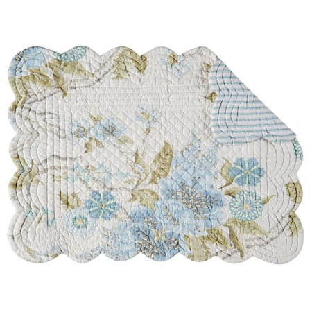 Jesamine Rectangular Quilted Placemat Thumbnail