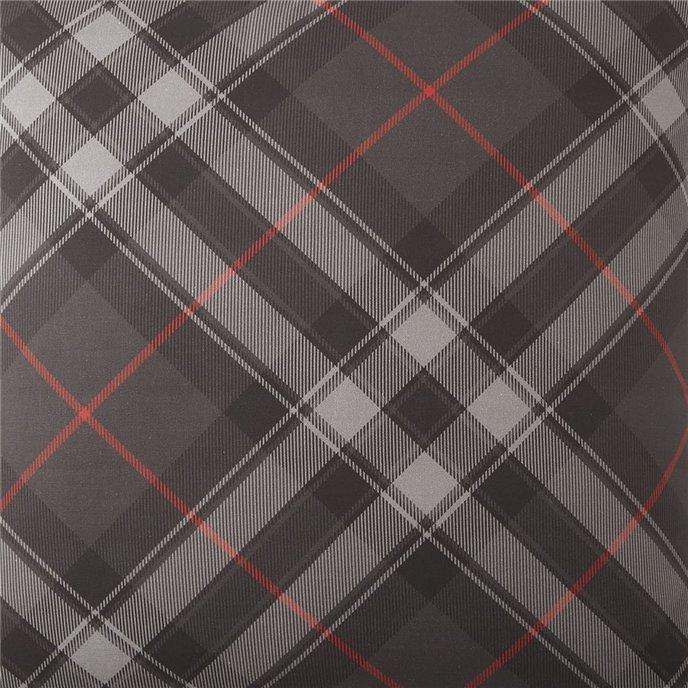 Poppy Plaid Reverse Plaid Fabric Per Yard Thumbnail