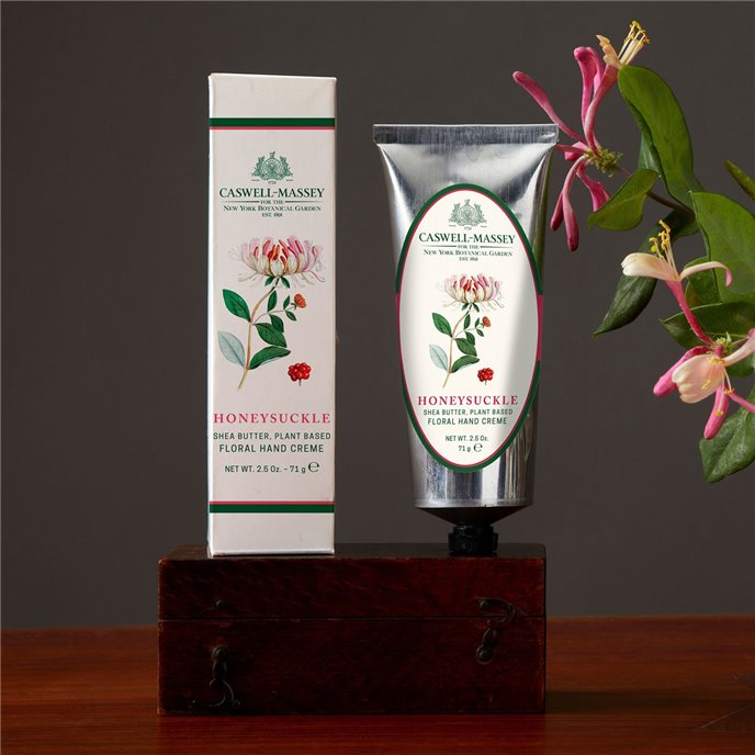 Caswell-Massey NYBG Honeysuckle Hand Cream Thumbnail