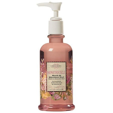 Caswell-Massey Honeysuckle Bath and Shower Gel Thumbnail