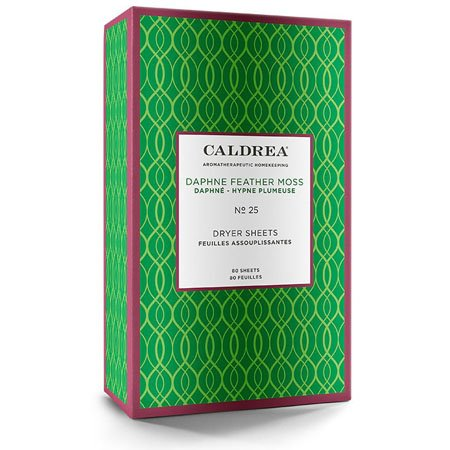 Caldrea Daphne Feather Moss Dryer Sheets Thumbnail