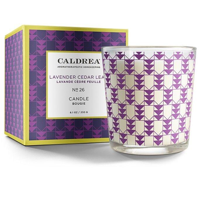 Caldrea Lavender Cedar Candle Thumbnail