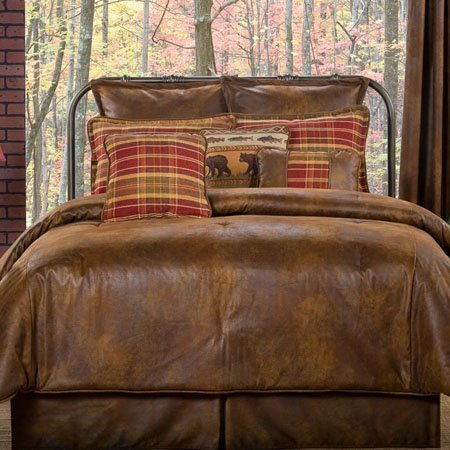 Gatlinburg Twin size 3 piece Comforter Set Thumbnail