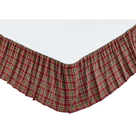 Graham Twin Size Bed Skirt Thumbnail