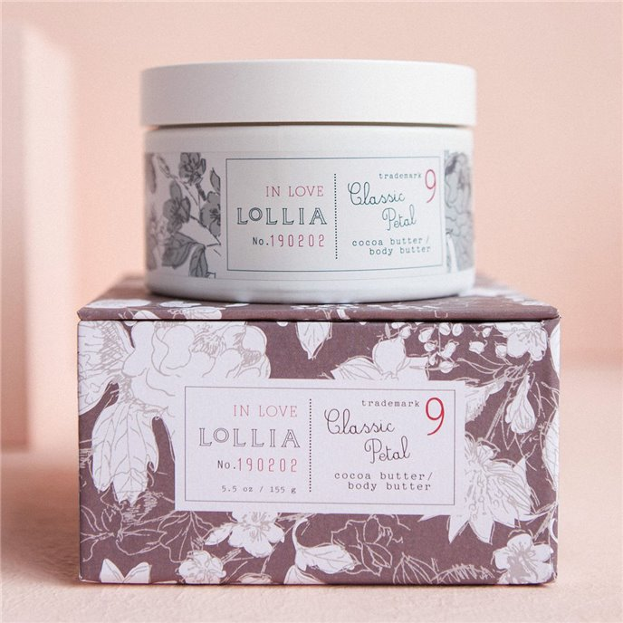 Lollia In Love No. 09 Whipped Body Butter Thumbnail