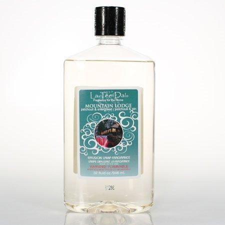 La Tee Da Fuel Fragrance Mountain Lodge - Patchouli & Evergreen (32 oz.) Thumbnail