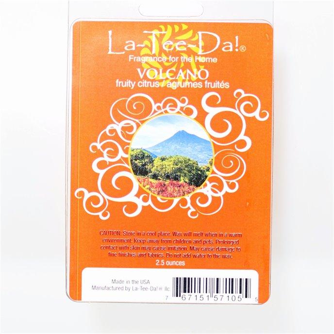 La-Tee-Da Wax Melts Volcano Thumbnail