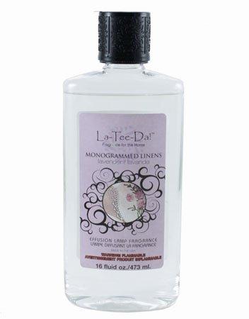 La Tee Da Fuel Fragrance Monogrammed Linens (16 oz.) Thumbnail