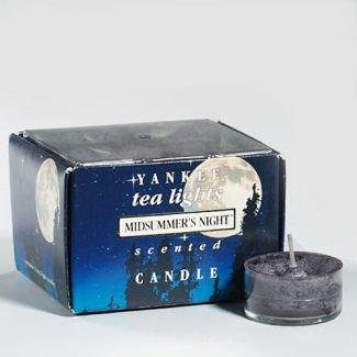 Yankee Candle MidSummers Night Tea Lights Thumbnail
