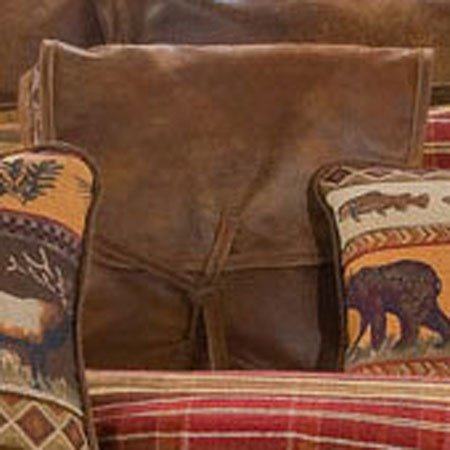 Gatlinburg Saddle Bag Pillow Thumbnail