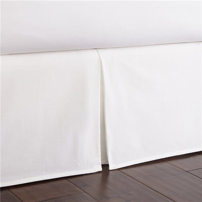 "Nautical Board Bedskirt 18"" Drop Queen Thumbnail"