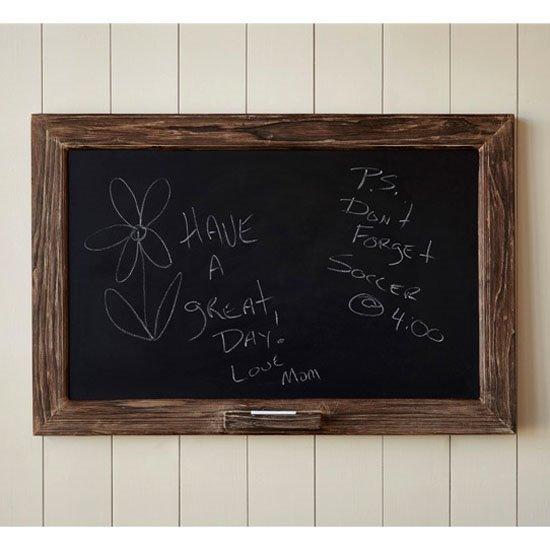 Rough Wood Chalkboard Thumbnail