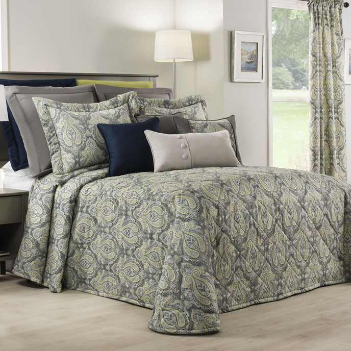 Park Avenue California King Bedspread Thumbnail