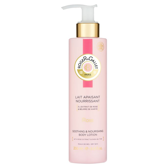 Roger & Gallet Rose Body Lotion Thumbnail