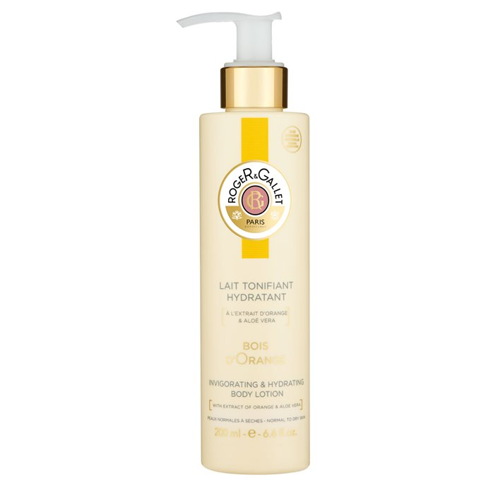 Roger & Gallet Bois D'Orange Invigorating Sorbet Body Lotion Thumbnail