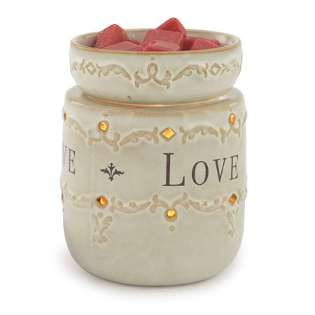 Live, Love, Laugh Wax Warmer by Candle Warmers Thumbnail