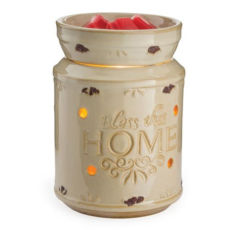 Bless this Home Wax Warmer by Candle Warmers Thumbnail
