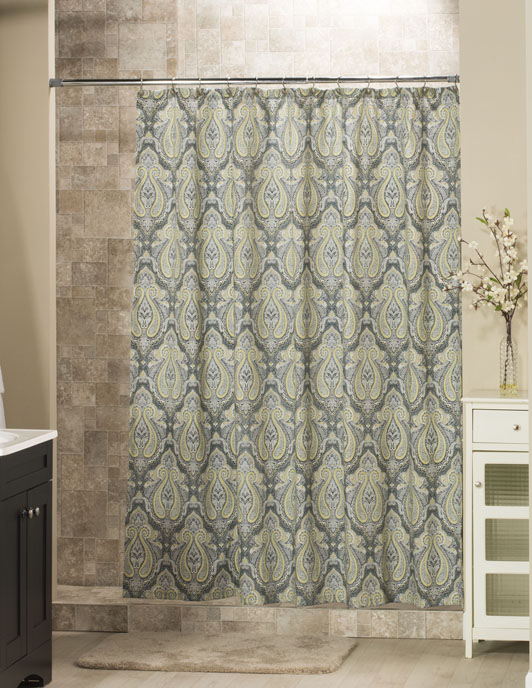 Park Avenue Shower Curtain Thumbnail
