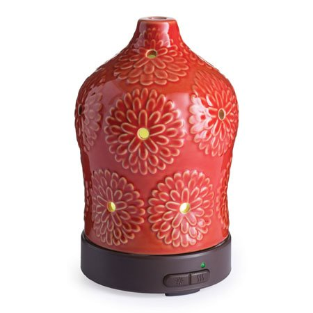 Lotus Ultrasonic Essential Oil Diffuser by Airomé Thumbnail
