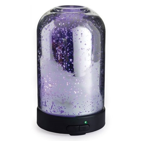Essential Oil Diffuser Mercury Glass by Airomé Thumbnail