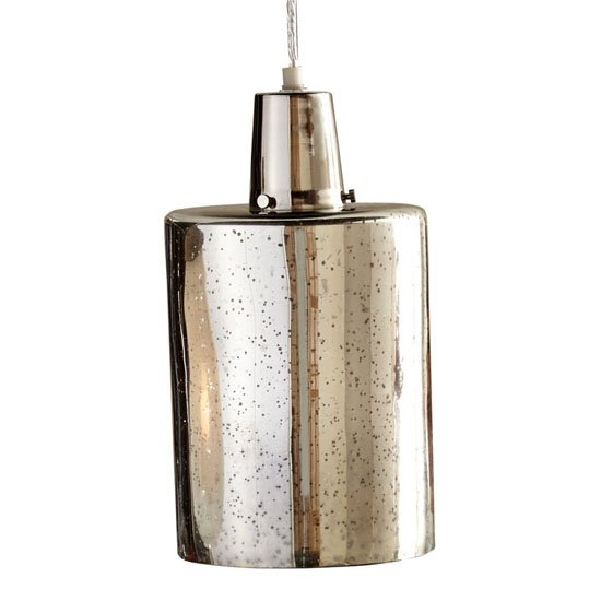 Mercury Glass Pendant Light Thumbnail