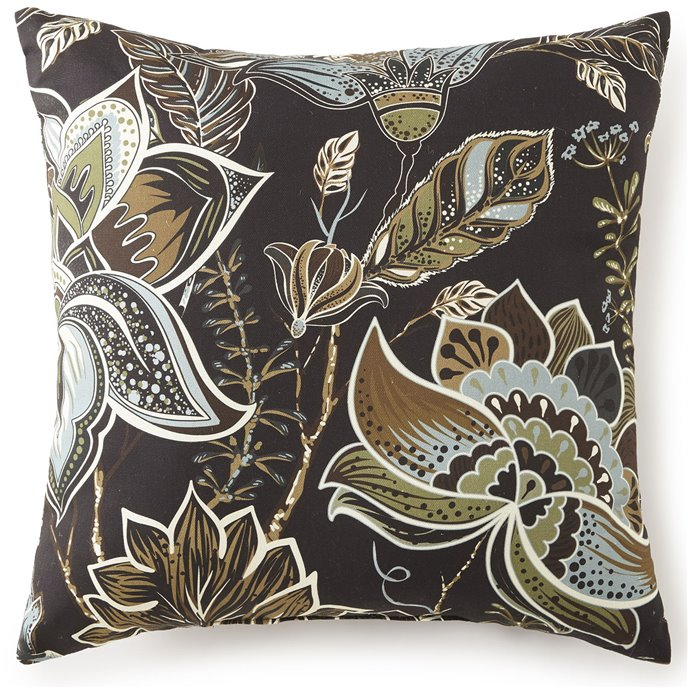 "Sylvan Square Cushion 18""x18"" - Floral Thumbnail"