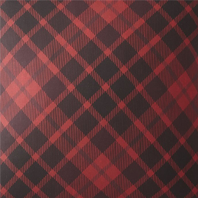 Toile Back In Black - Red Plaid Thumbnail