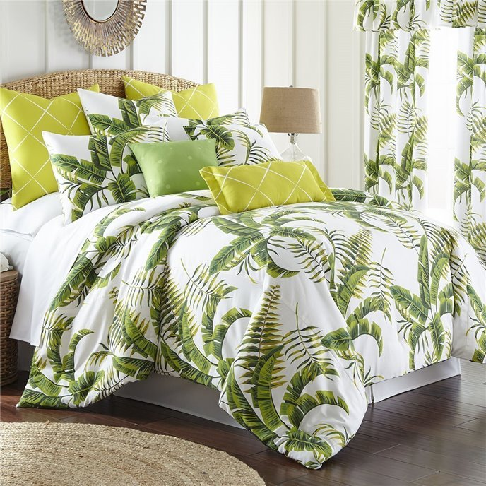 Tropic Bay Comforter Set Super King Thumbnail