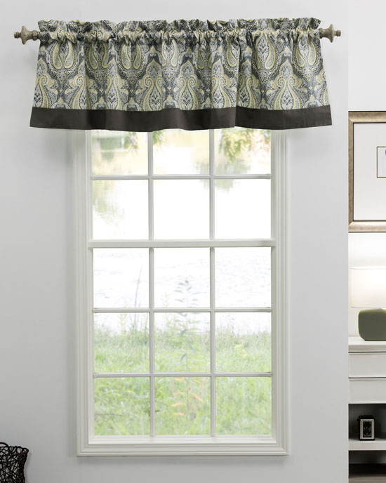 Park Avenue Tailored Valance Thumbnail