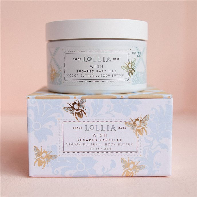 Lollia Wish No. 22 Whipped Body Butter Thumbnail