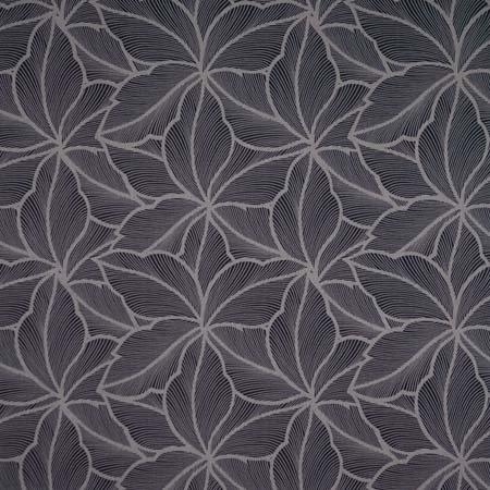 Yvette Eclipse Leaf Print Fabric Per Yard (Non-returnable) Thumbnail